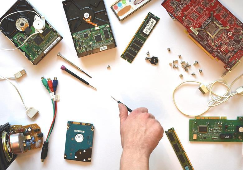 hardware marketing