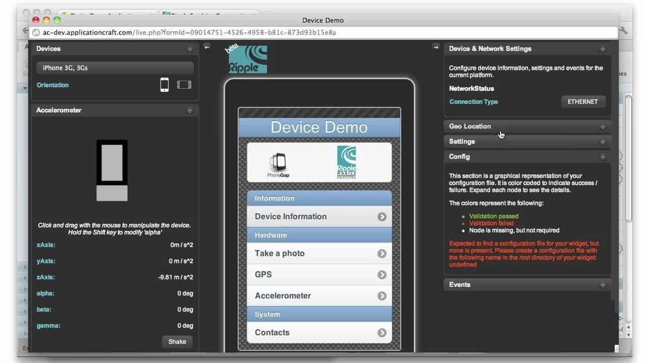 Ripple iOS Emulator for PC