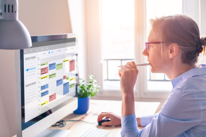 how to keep your online business organized
