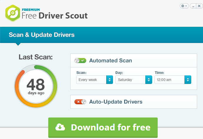 Driver Scout