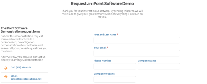 iPoints Demo
