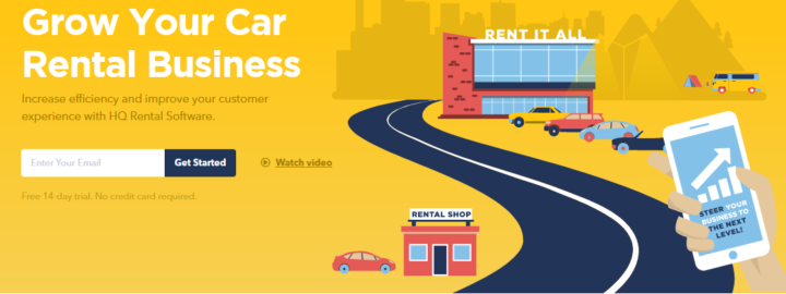 car rental solution
