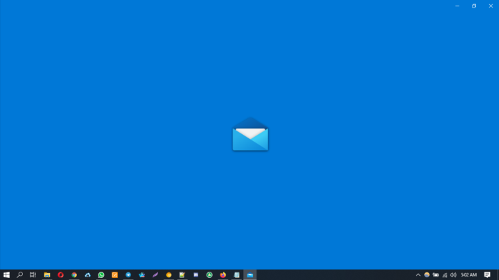 windows mail app