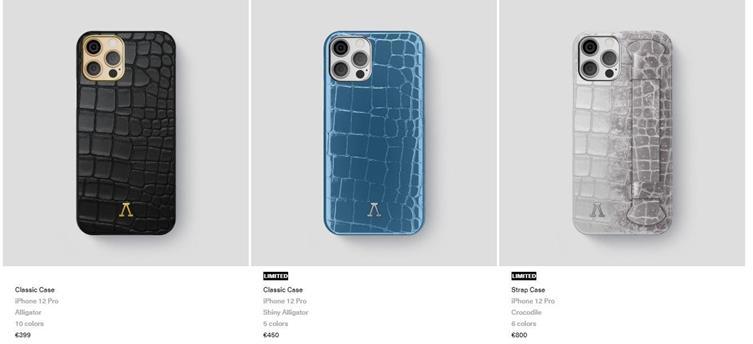 Crocodile iPhone Cases