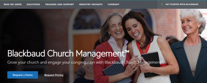 Blackbaud Church Management
