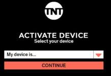 Activate TNT Drama