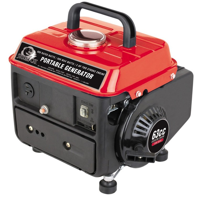 Storm Cat 800w 900w 2 Hp Portable Generator Review