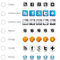 Ultimate Social Media Icons PLUS plugin for wordpress