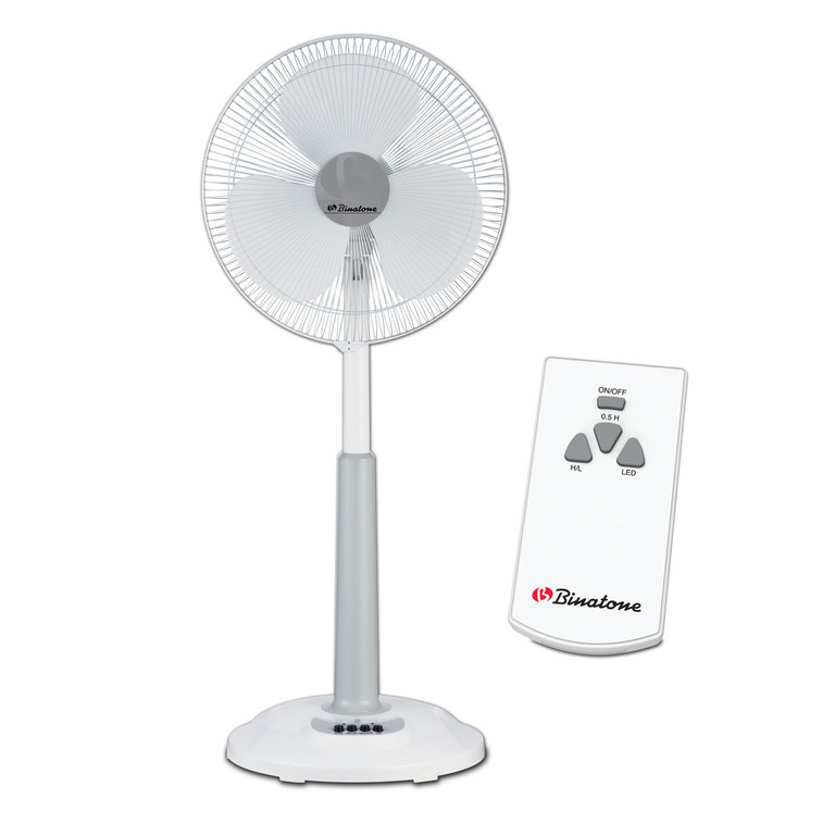 """Binatone RSF-1602R 16"""" multi-function rechargeable standing fan review"""