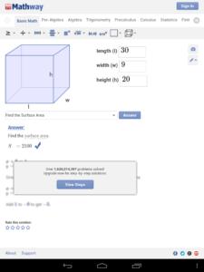 mathway algebra problems solver