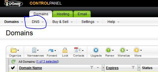 map empower network to use a custom domain