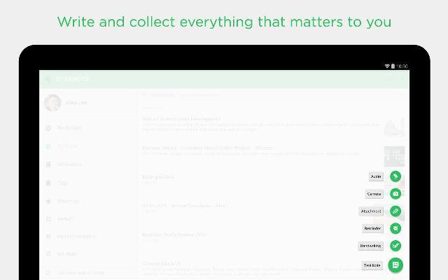 evernote app for students