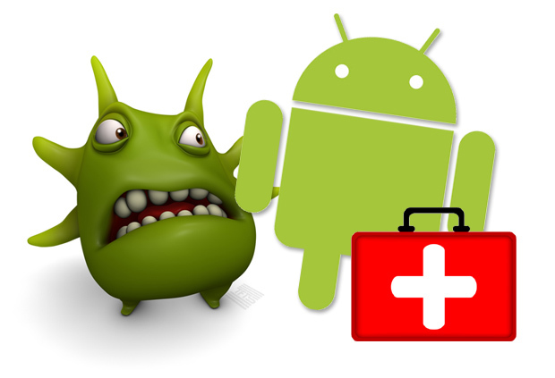 heal android virus and malware infection