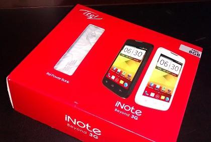 iTel iNote Beyond 3G