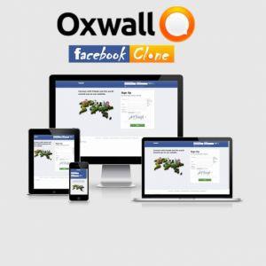 Ultimate Landing Page (Facebook Clone)