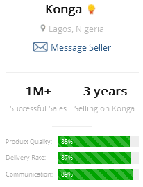 konga online shopping mall review