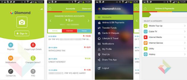mobile banking apps download link