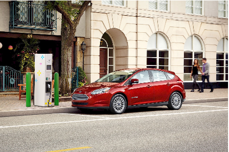 reasons to choose an electric car