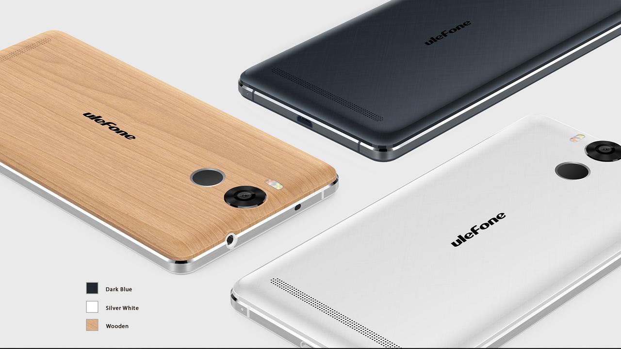 Ulefone Aandroid 6 smart phones