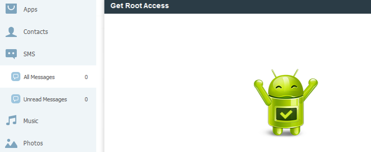 wondershare mobilego 1-click root feature