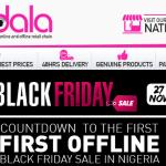 Yudala Upsets Konga, Jumia: Goes Offline with its Black Friday Deals